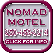 Click To Visit - Nomad Motel - Clinton - British Columbia